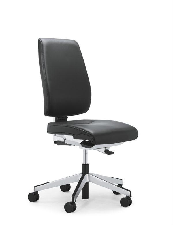 Bureaustoel Giroflex 68-3509 leder